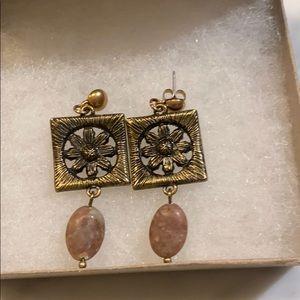 Not sure Jewelry - Art Deco, vintage inspired earrings